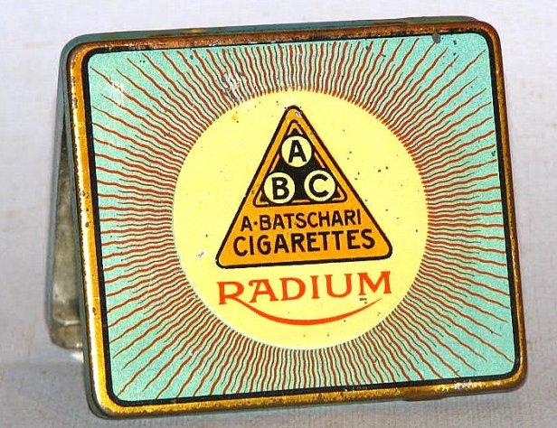 radium-sigaretten