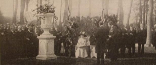 huldeblijk aan limburg stirum van noordwijk 1911