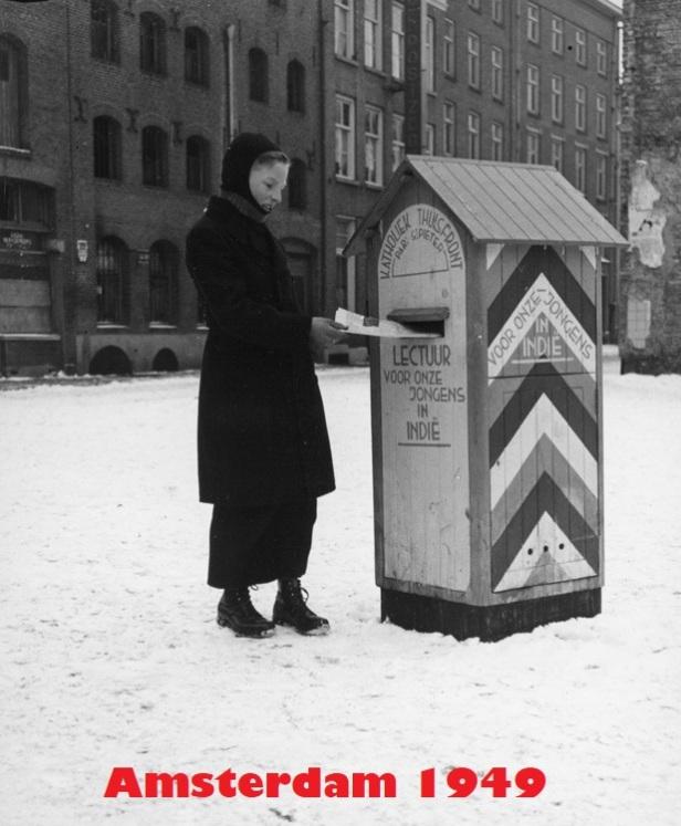 tijdschriften voor soldaten in Indië Amsterdam 1947